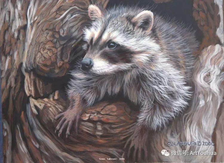动物 美国Susan Labouri作品欣赏插图69