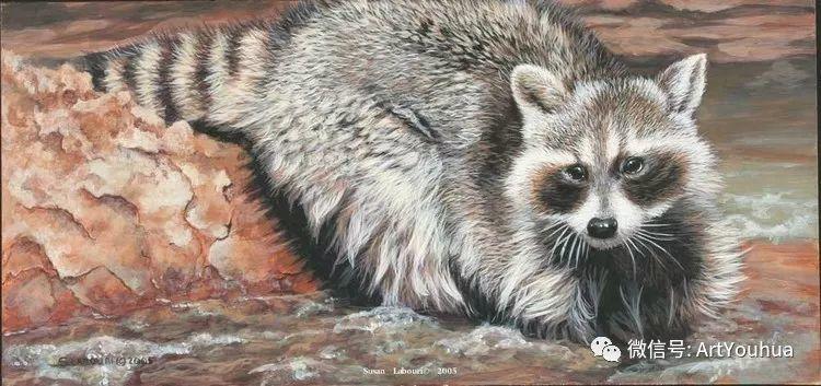 动物 美国Susan Labouri作品欣赏插图141