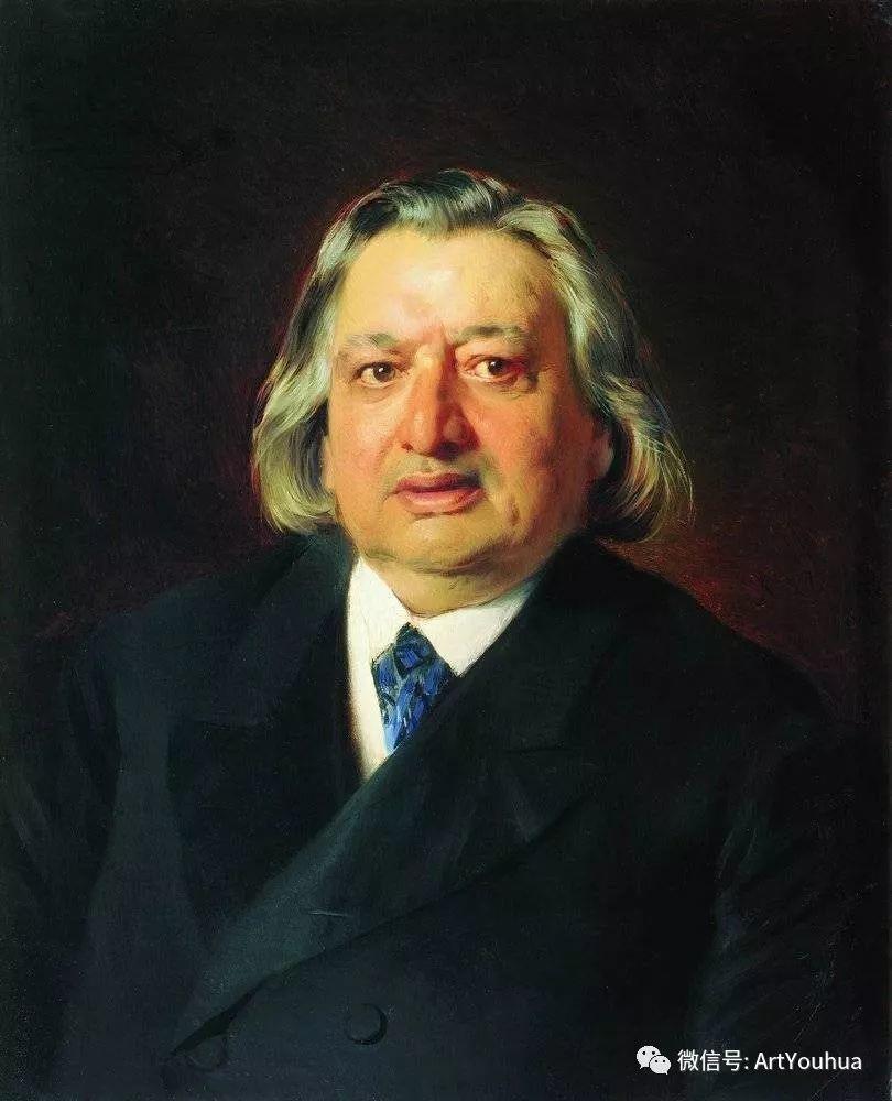 人物油画 俄罗斯Konstantin Makovsky插图47