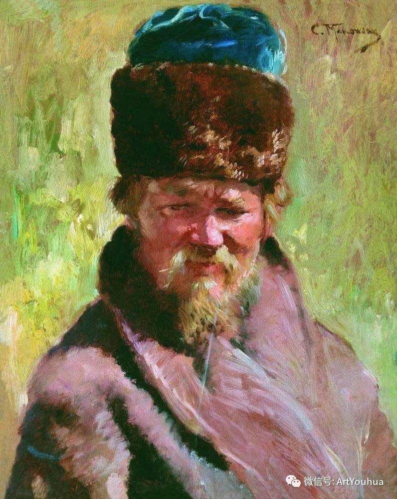 人物油画 俄罗斯Konstantin Makovsky插图51