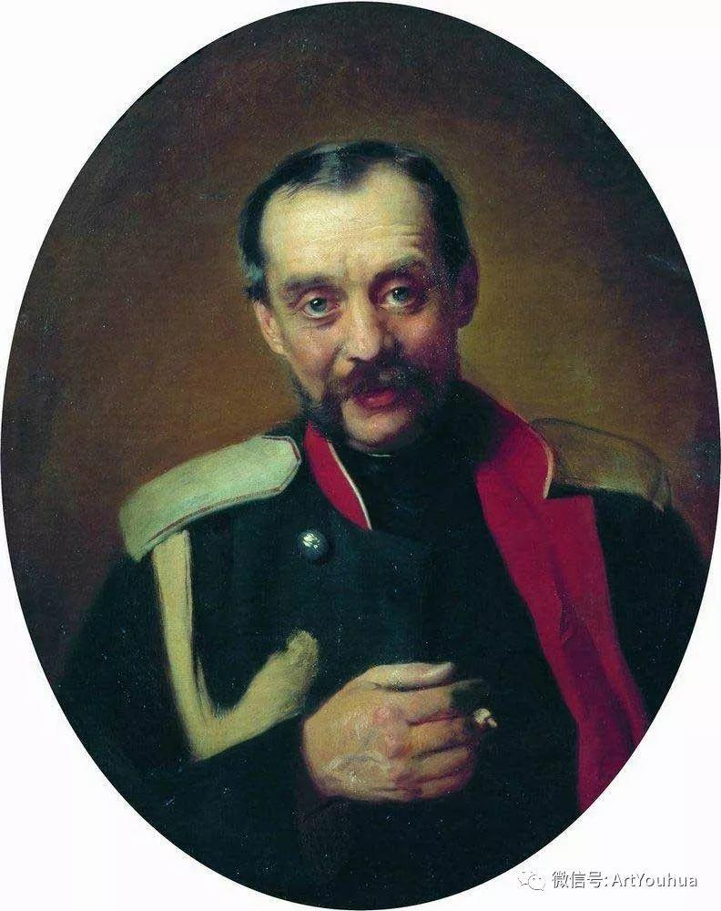 人物油画 俄罗斯Konstantin Makovsky插图85