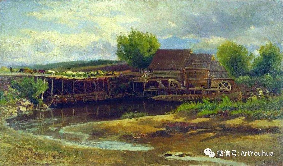 人物油画 俄罗斯Konstantin Makovsky插图149