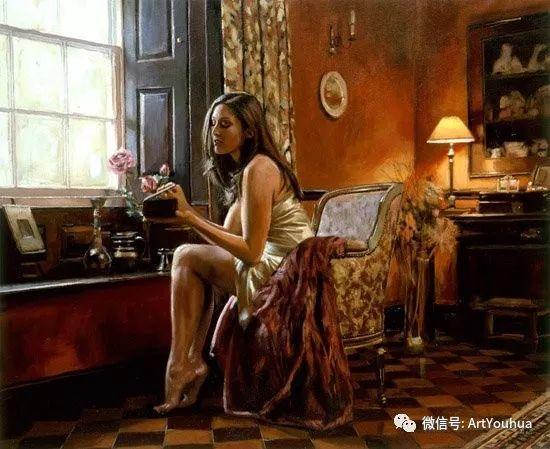 照片般质感 英国Rob Hefferan油画欣赏插图51