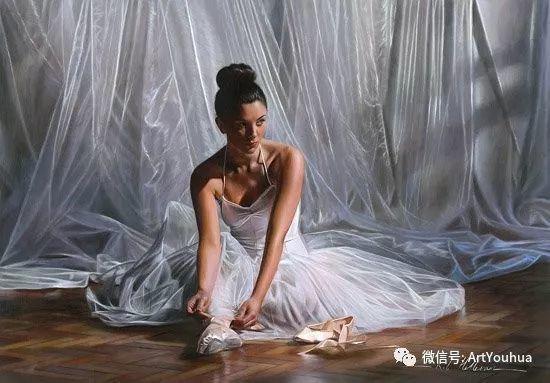 照片般质感 英国Rob Hefferan油画欣赏插图63