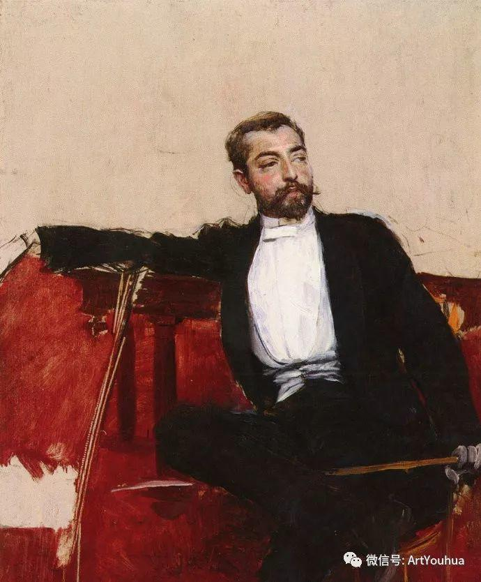 48张人物油画 意大利画家Giovanni Boldini作品一插图3