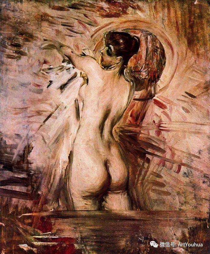 48张人物油画 意大利画家Giovanni Boldini作品一插图79