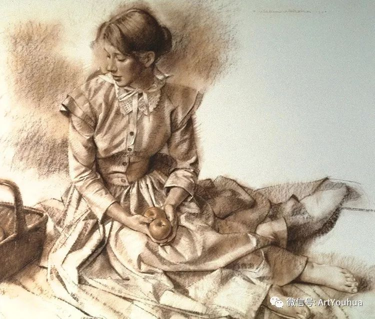 96图 美国William Whitaker人物油画欣赏插图73