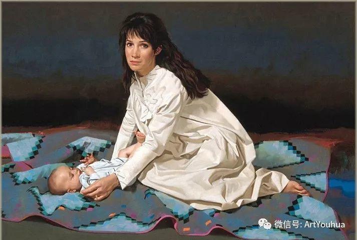 96图 美国William Whitaker人物油画欣赏插图167