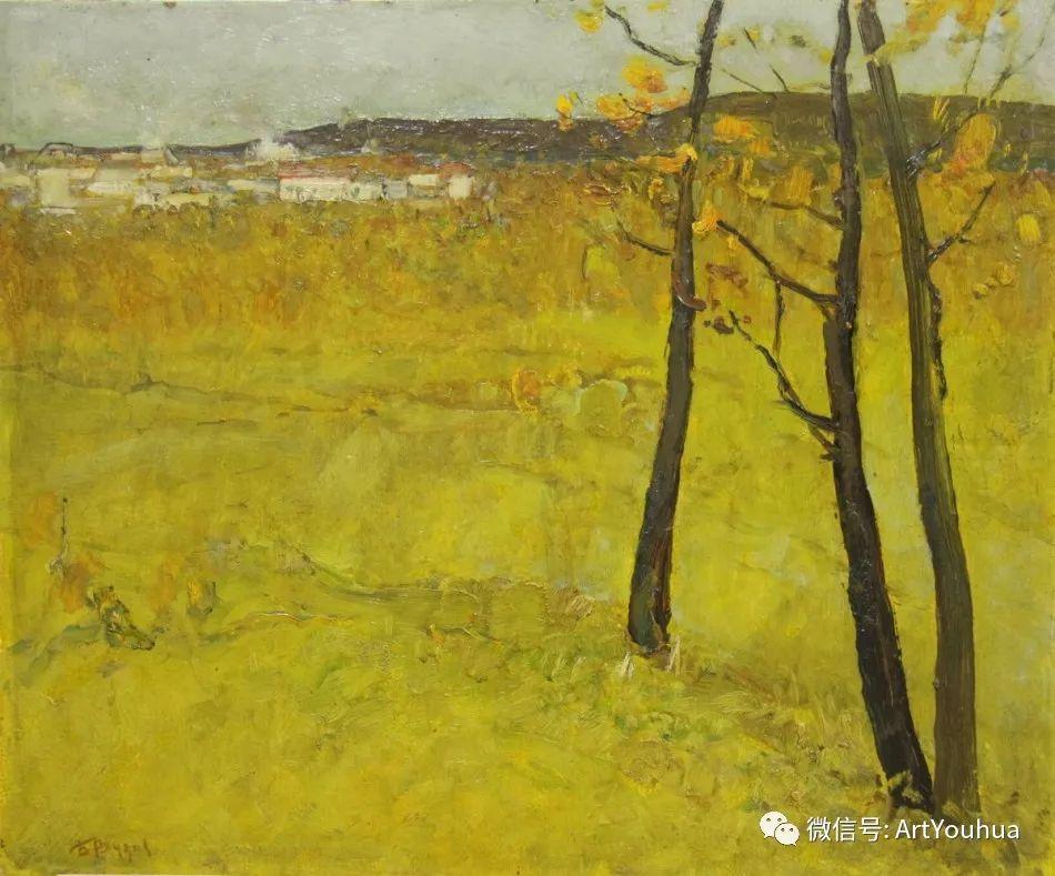 中俄艺术家50年代后期油画即景小品展作品插图23