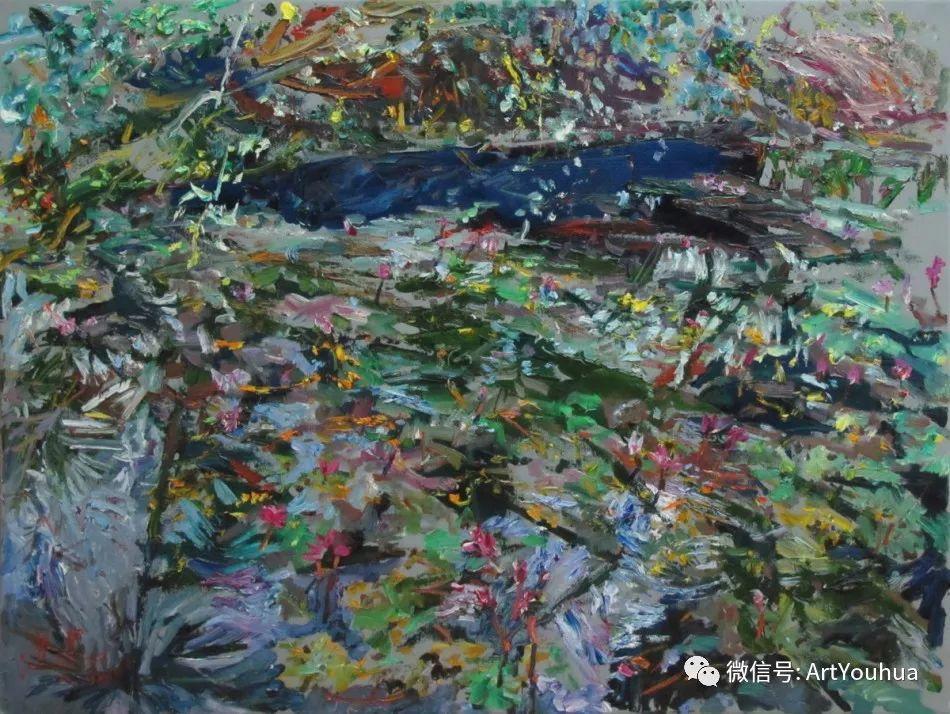 中俄艺术家50年代后期油画即景小品展作品插图31