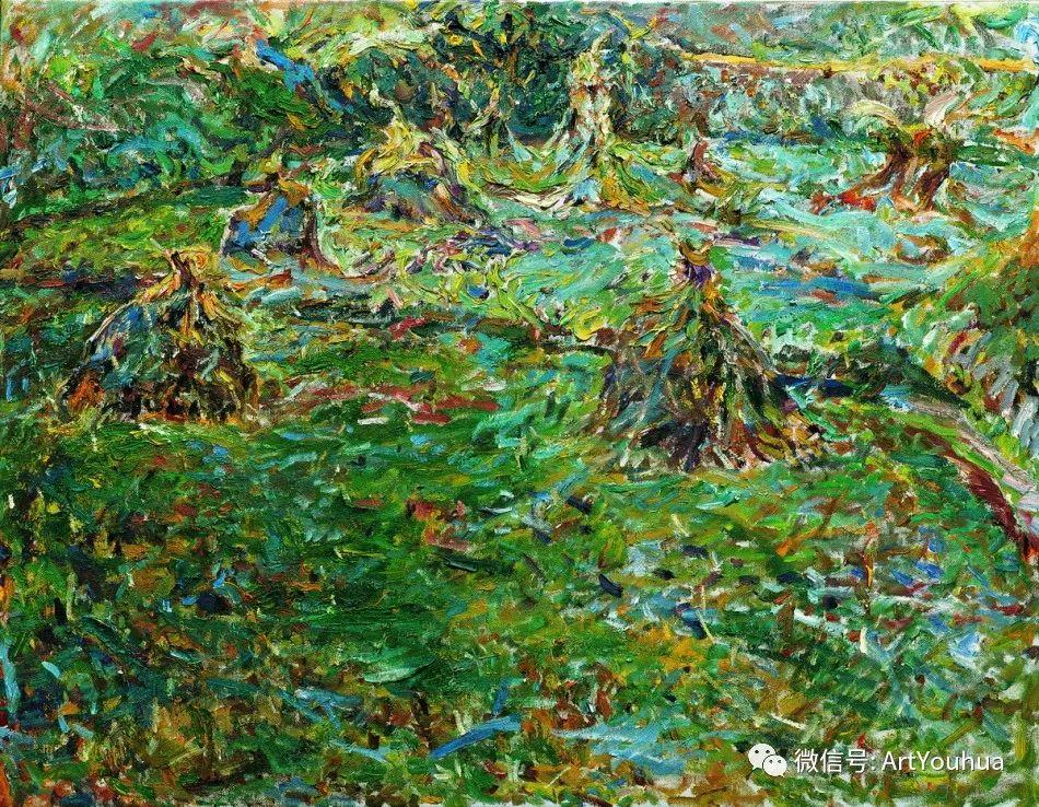 中俄艺术家50年代后期油画即景小品展作品插图41