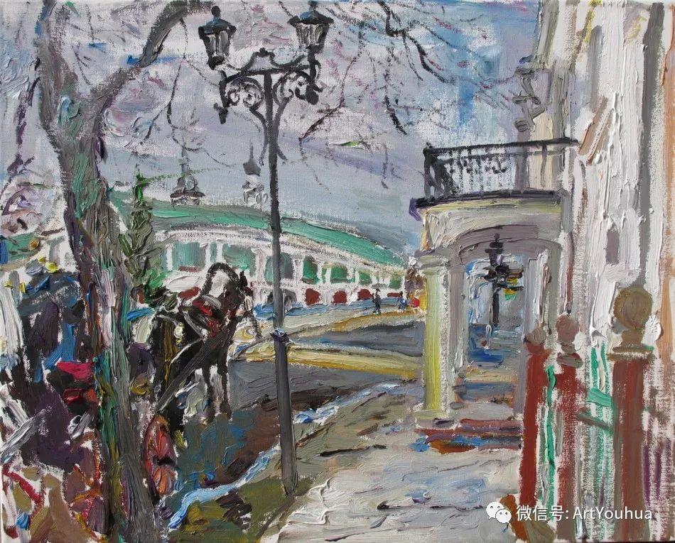 中俄艺术家50年代后期油画即景小品展作品插图55