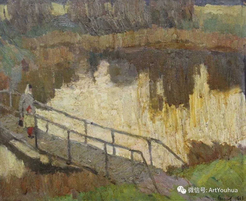 中俄艺术家50年代后期油画即景小品展作品插图71