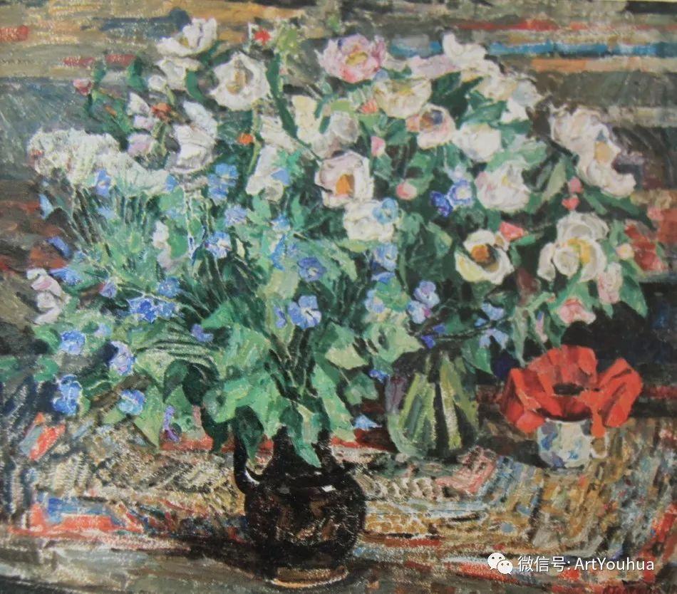 中俄艺术家50年代后期油画即景小品展作品插图91