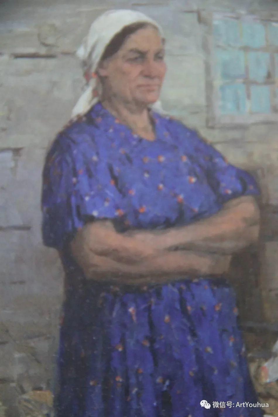中俄艺术家50年代后期油画即景小品展作品插图97