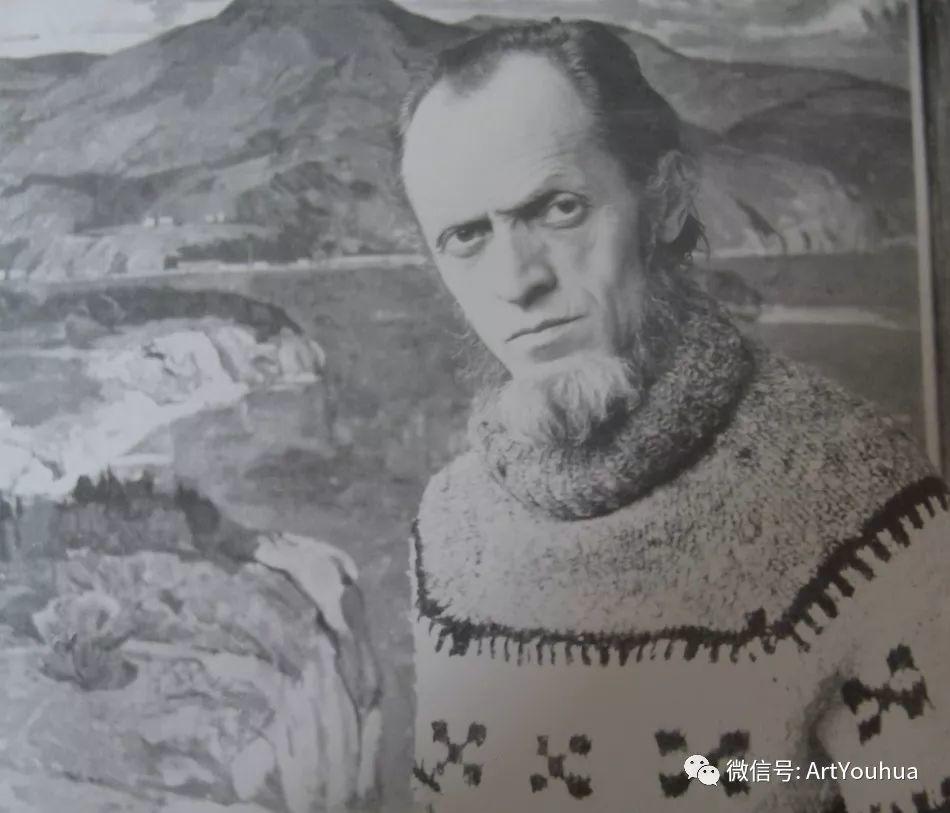中俄艺术家50年代后期油画即景小品展作品插图105