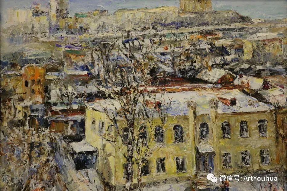 中俄艺术家50年代后期油画即景小品展作品插图113