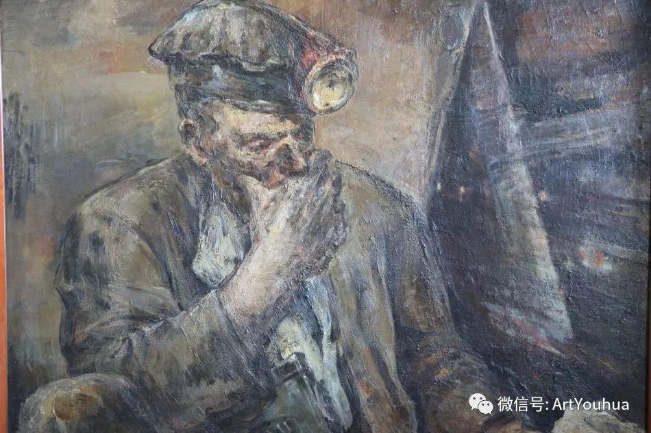 中俄艺术家50年代后期油画即景小品展作品插图125