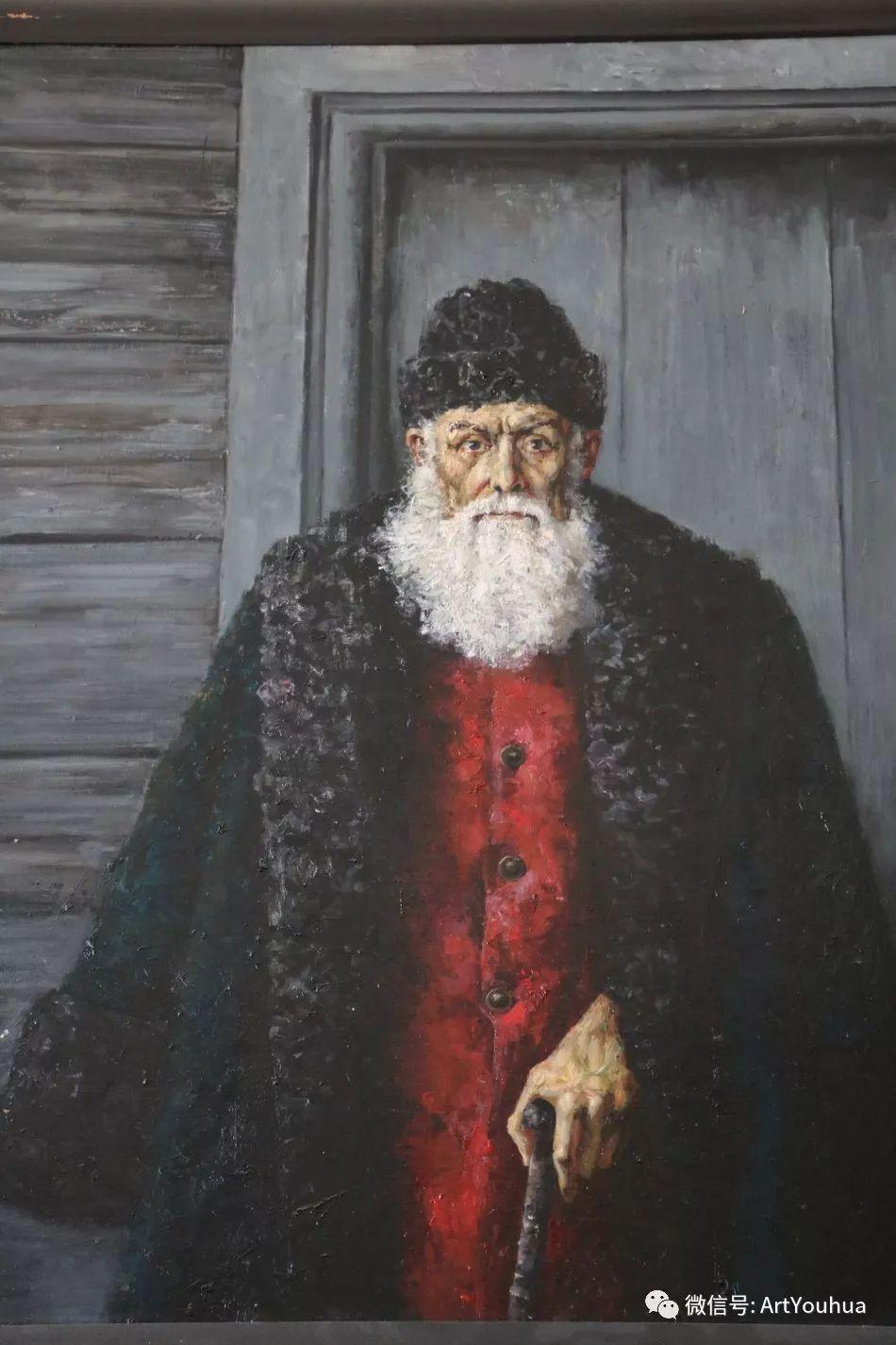 中俄艺术家50年代后期油画即景小品展作品插图133