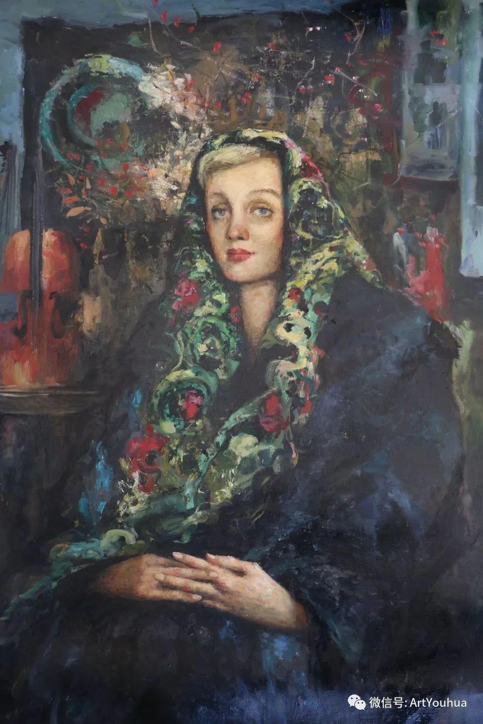 中俄艺术家50年代后期油画即景小品展作品插图135