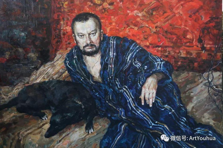 中俄艺术家50年代后期油画即景小品展作品插图137