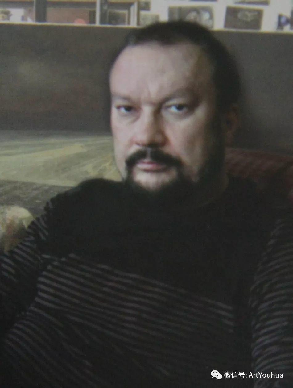 中俄艺术家50年代后期油画即景小品展作品插图143