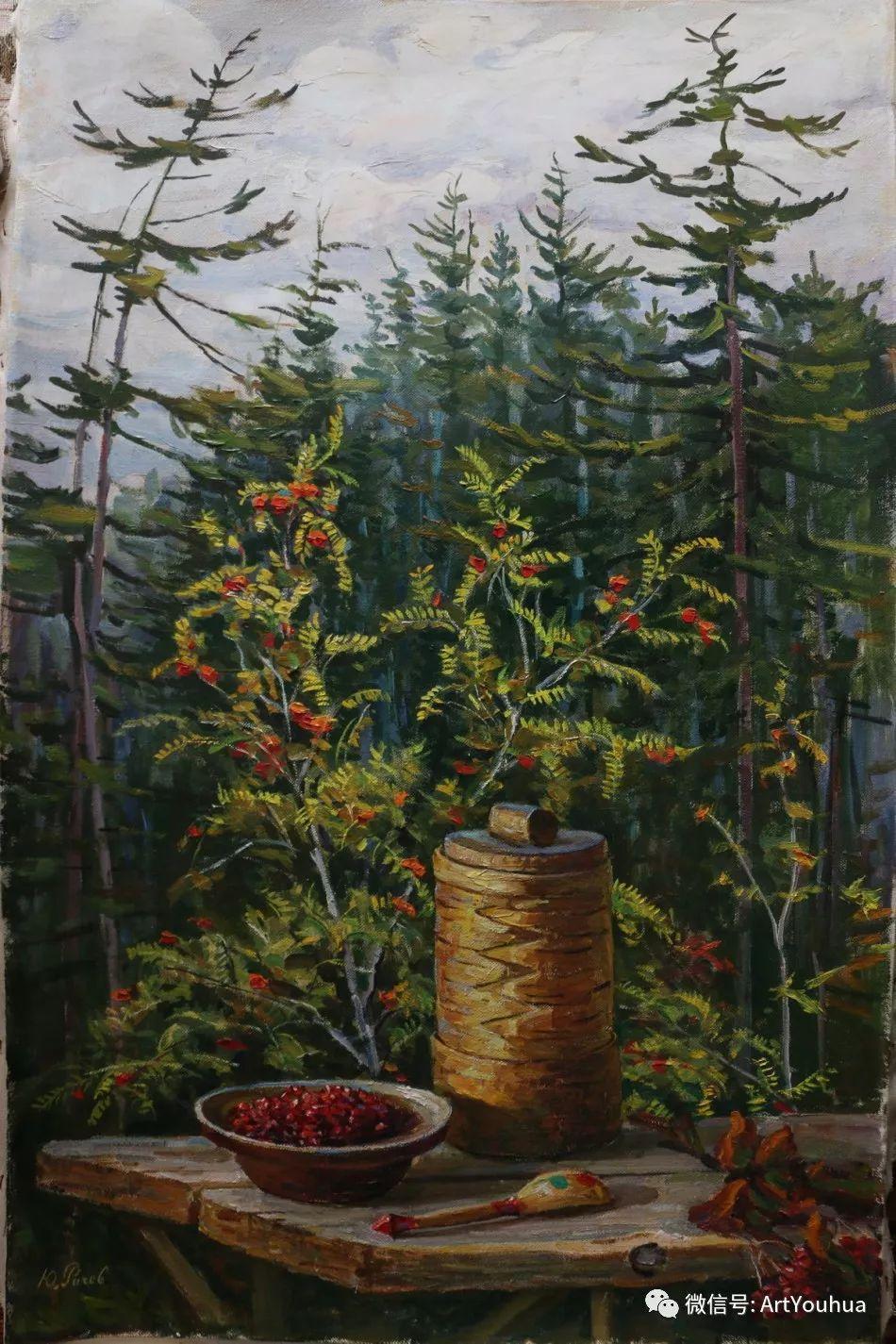 中俄艺术家50年代后期油画即景小品展作品插图157