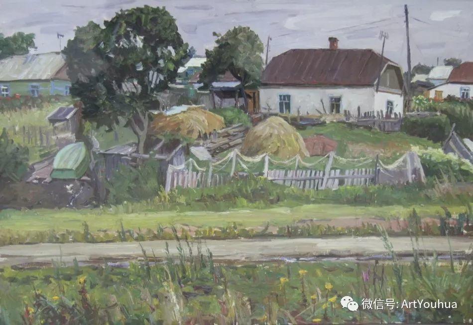 中俄艺术家50年代后期油画即景小品展作品插图175
