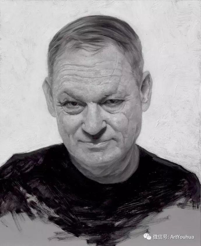 人物刻画 美国David Jon Kassan绘画作品二插图5