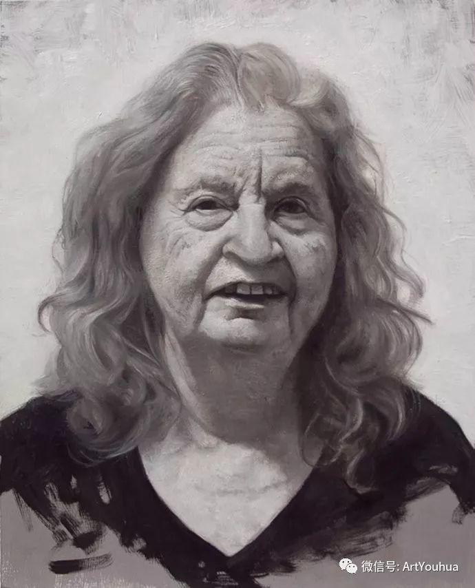 人物刻画 美国David Jon Kassan绘画作品二插图9