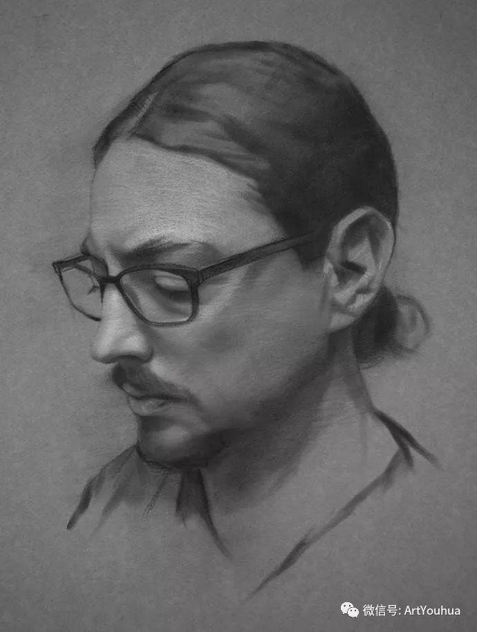 人物刻画 美国David Jon Kassan绘画作品二插图11