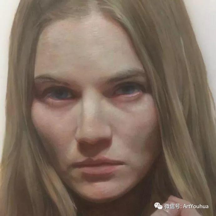 人物刻画 美国David Jon Kassan绘画作品二插图25