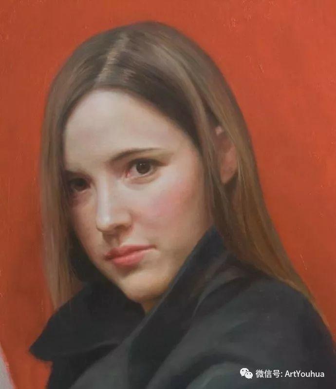 人物刻画 美国David Jon Kassan绘画作品二插图29