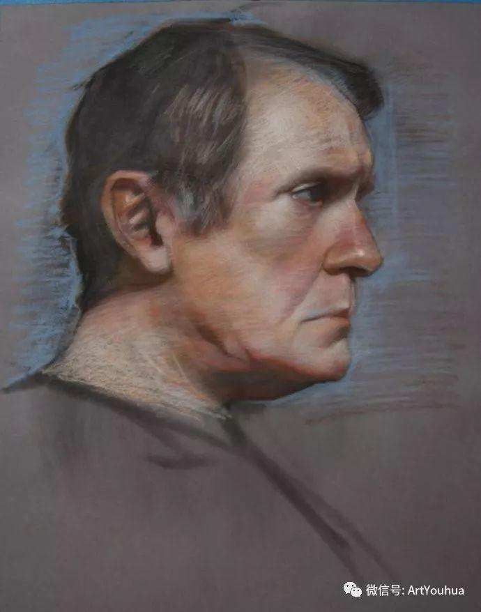 人物刻画 美国David Jon Kassan绘画作品二插图37