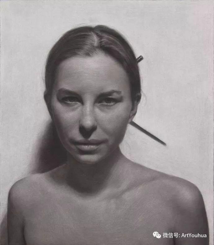 人物刻画 美国David Jon Kassan绘画作品二插图43