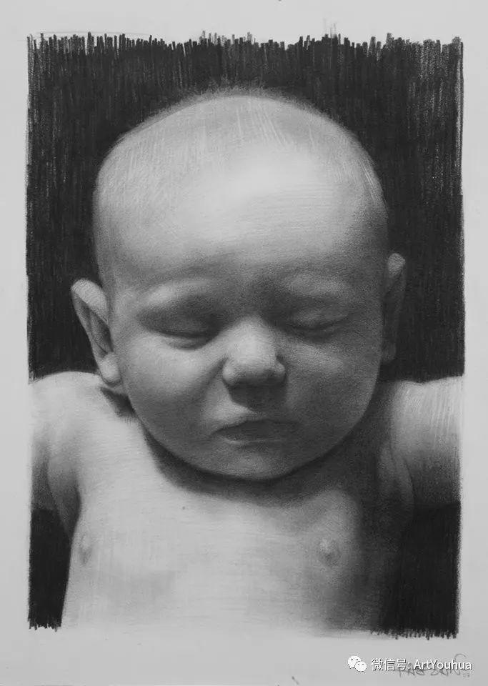 人物刻画 美国David Jon Kassan绘画作品二插图45