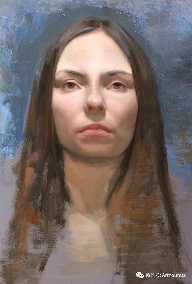 人物刻画 美国David Jon Kassan绘画作品二插图51