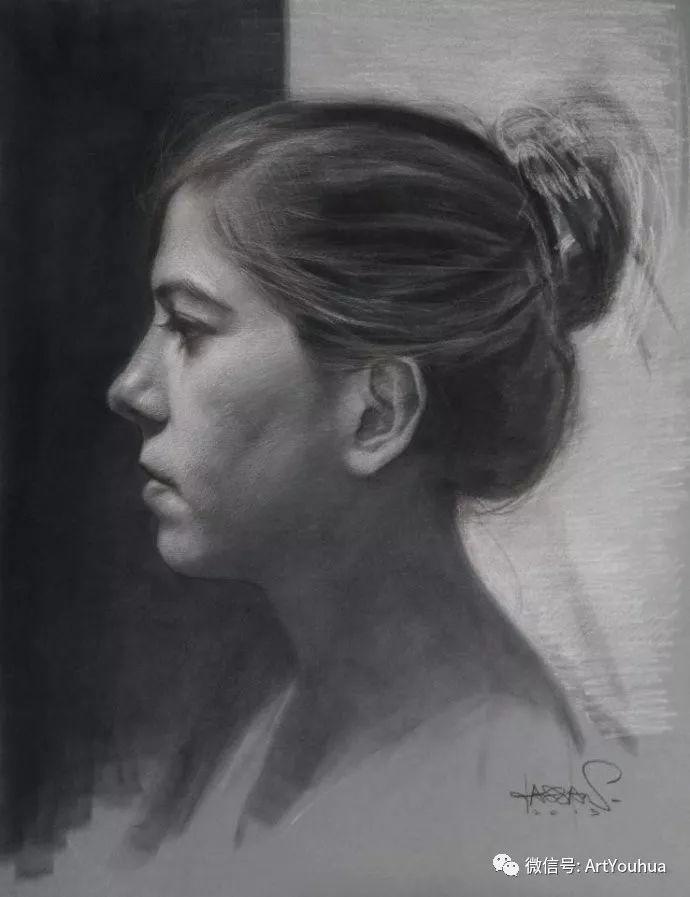 人物刻画 美国David Jon Kassan绘画作品二插图53
