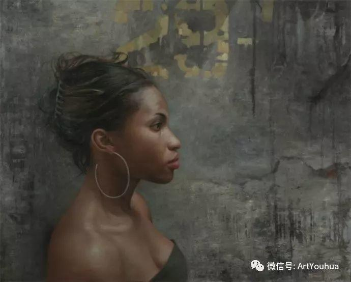 人物刻画 美国David Jon Kassan绘画作品二插图55