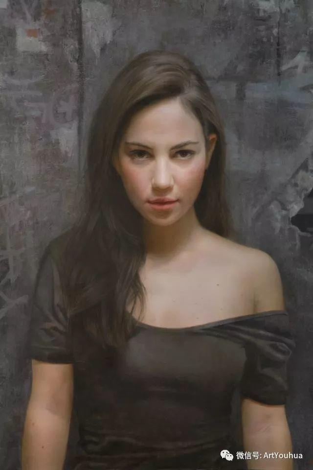人物刻画 美国David Jon Kassan绘画作品二插图65