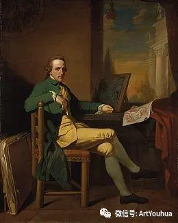 人物 英国画家David Allan作品欣赏插图