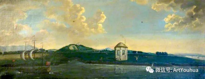 人物 英国画家David Allan作品欣赏插图32