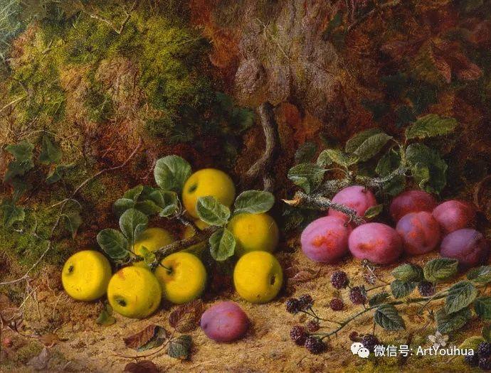 静物画 英国画家George Clare作品欣赏插图1