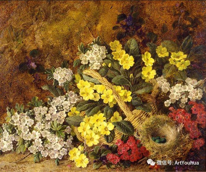 静物画 英国画家George Clare作品欣赏插图2
