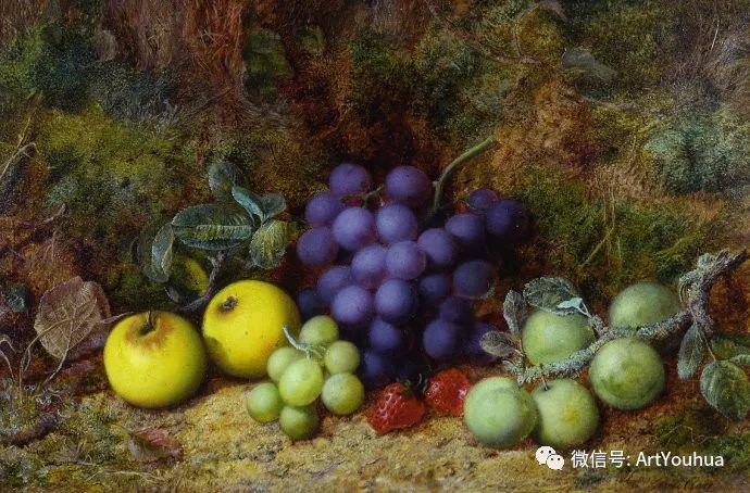 静物画 英国画家George Clare作品欣赏插图3
