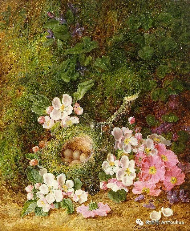 静物画 英国画家George Clare作品欣赏插图4