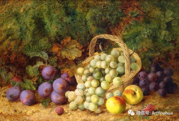 静物画 英国画家George Clare作品欣赏插图6