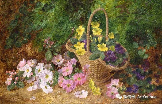 静物画 英国画家George Clare作品欣赏插图7