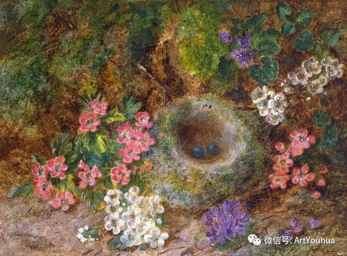 静物画 英国画家George Clare作品欣赏插图9