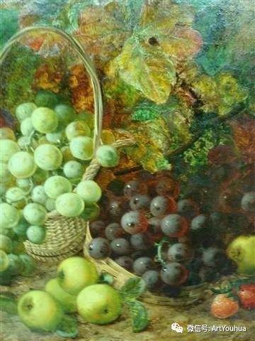 静物画 英国画家George Clare作品欣赏插图12